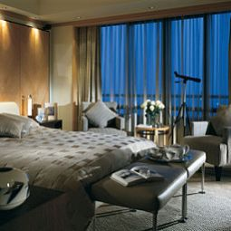 Zimmer Shanghai The Portman Ritz-Carlton Fotos