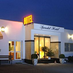 Sprudel-Hotel Garni Vilbel 