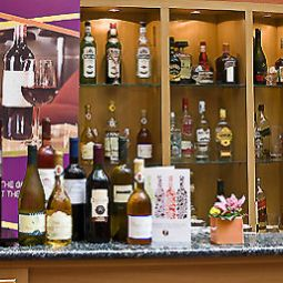 Bar Mercure Budapest Metropol Hotel Fotos