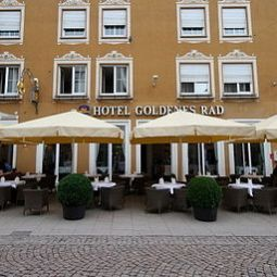 Hotelfotos Best Western Goldenes Rad