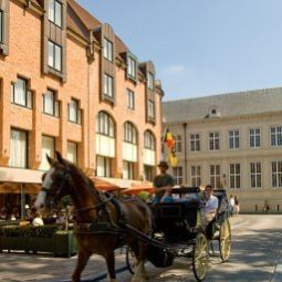 Crowne Plaza BRUGGE Bruges 