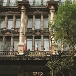 Gran Hotel Ciudad De Mexico Citt del Messico 