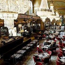 Breakfast room within restaurant Berns Fotos
