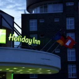 Auenansicht Holiday Inn HAMBURG Fotos