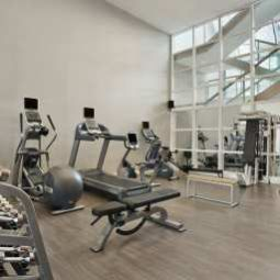 Wellness/Fitness Hilton Barcelona Fotos