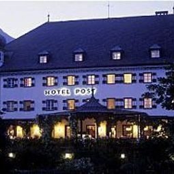 Schlosshotel Post Edelfreisitz Sprengenstein Imst 