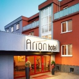 Exterior view Arion Airporthotel Fotos