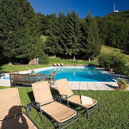 Pool Gersberg Alm Fotos