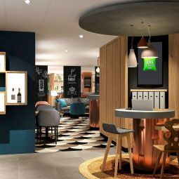 all seasons Colmar Centre (futur ibis Styles) Colmar Alsace