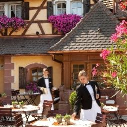Restaurant Restaurants et Spa Le Parc Hotel Chateaux et Hotels Collection Fotos