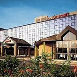 Exterior view Newcastle Marriott Hotel MetroCentre Fotos