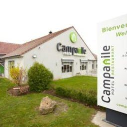Exterior view CAMPANILE EVRY OUEST Corbeil Essonnes Fotos