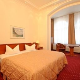 Pokj typu junior suite TRYP by Wyndham (ex Grand City Strandhotel Ahlbeck) Fotos