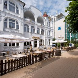 TRYP by Wyndham (ex Grand City Strandhotel Ahlbeck) Ahlbeck Insel Usedom