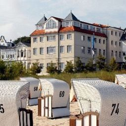 Strandhotel Bansiner Hof Bansin Insel Usedom