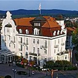 Quellenhof Wildungen, Bad Zentrum