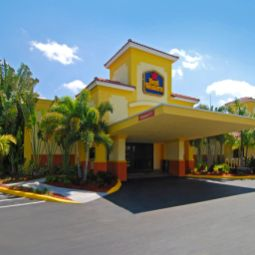 BEST WESTERN PLUS University Inn Boca Raton (Florida)