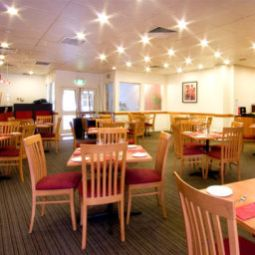 Restaurant Comfort Inn Hunts Liverpool Fotos