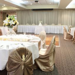 Salle de banquets Comfort Inn Hunts Liverpool Fotos