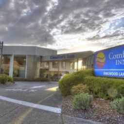 Hotelfotos Comfort Inn Ringwood Lake