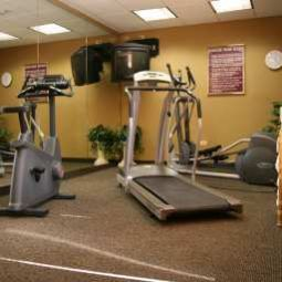 Wellness/Fitness Hampton Inn ChicagoWestchester Oak Brook IL Fotos