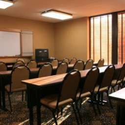 Sala de reuniones Hampton Inn ChicagoWestchester Oak Brook IL Fotos