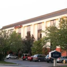 Vista exterior Hampton Inn ChicagoWestchester Oak Brook IL Fotos