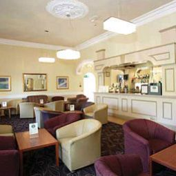 Bar Best Western Inverness Palace Fotos