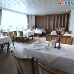 Breakfast room within restaurant Schwermer Fotos