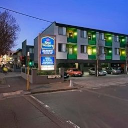 BEST WESTERN Melbourne's Princes Park Motor Inn Melbourne Carlton North (Victoria)