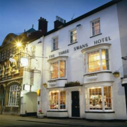 BEST WESTERN Three Swans Hotel Market Harborough Leicestershire