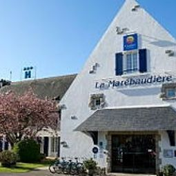 Quality Hotel La Marbaudire Vannes 