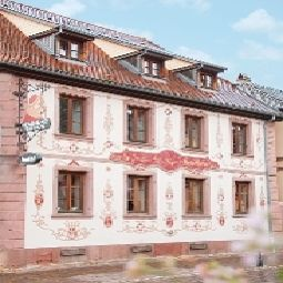 Hostellerie la ferme du Pape INTER-HOTEL Eguisheim Alsace