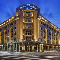Athenee Palace Hilton Bucharest hotel  Bucuresti
