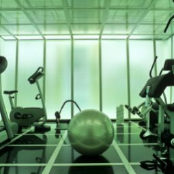 Fitness room Widder Hotel Fotos