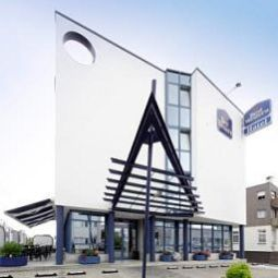 Vista exterior Best Western Stuttgart Airport- Messe Fotos