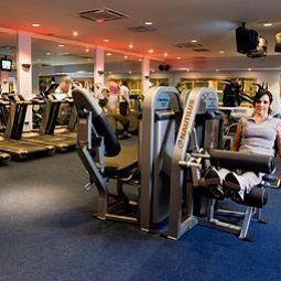 Fitness Celtic Manor Resort Fotos