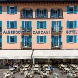 Albergo-Caffe Carcani Ascona 