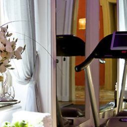 Bien-tre - remise en forme Sofitel Rome Villa Borghese Fotos