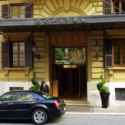  Sofitel Rome Villa Borghese Fotos