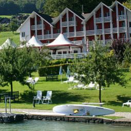 Vista esterna Parkhotel Waldheim am Sarnersee Relais du Silence Fotos