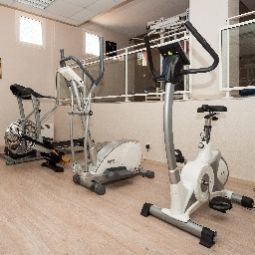 Sala fitness Amarante Golf Plaza Fotos