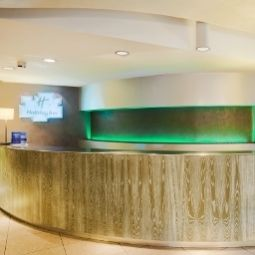 Reception Holiday Inn TURIN CITY CENTRE Fotos