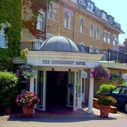 Best Western Connaught  West Cliff