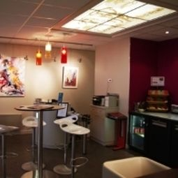 Bar ibis Styles Nantes Centre Place Graslin Fotos