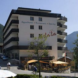 Dala Apparthotel Leukerbad