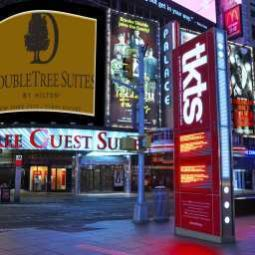 DoubleTree Suites by Hilton New York City  Times Square New York City