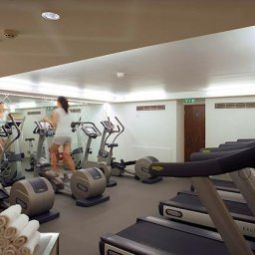 Wellness/Fitness London Marriott Hotel Grosvenor Square Fotos