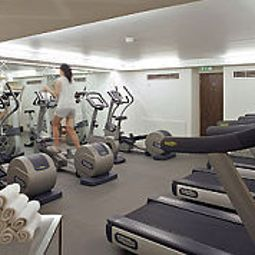 Fitness London Marriott Hotel Grosvenor Square Fotos