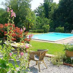 Piscine Le Mas Trilles Chateaux et Hotels Collection Fotos